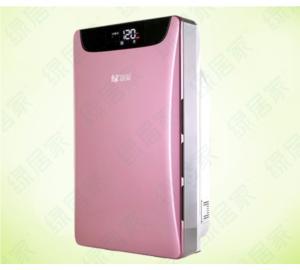 空气净化器(粉色)