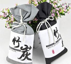 日式竹炭包